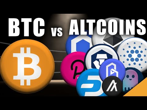 Bitcoin or Altcoins (Which One Can Make You Rich?)