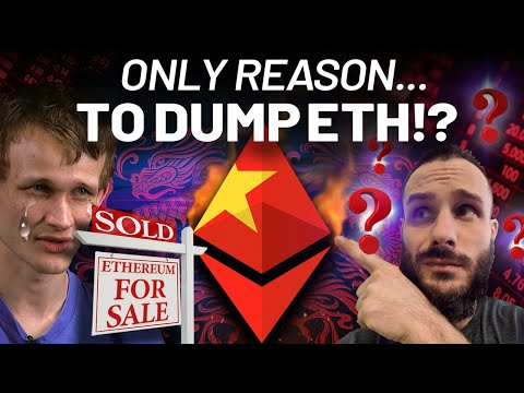 """DUMP My ETHEREUM!? Yes!! But Only If """"This"""" Is TRUE!!"""