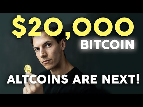 BITCOIN SURPASSES $20,000 ATH! ALTCOINS to EXPLODE NEXT! | Get Rich With Crypto