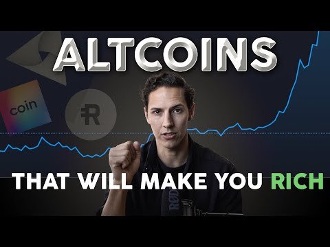 Altcoins That Will MAKE YOU RICH!