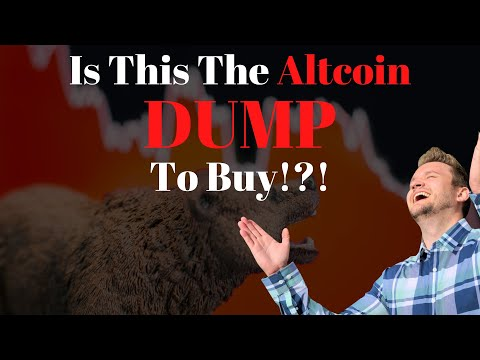 Is This The Crypto Dump To Buy   XRP, LINK, BTC Analysis