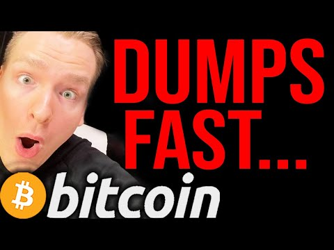 BITCOIN IN DANGER ZONE!!!! [BIG WARNING]  WATCH BEFORE THURSDAY!!! ALTCOIN SEASON IS NEXT…