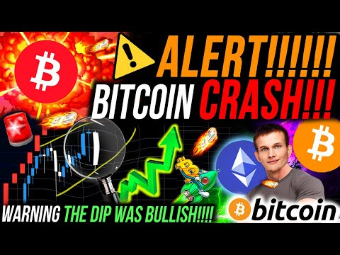 ALERT!!🚨 BITCOIN PRICE CRASH!! CRYPTO ISN'T BEARISH!! I'M BUYING THESE ALTCOINS! NEXT ETHEREUM TRADE