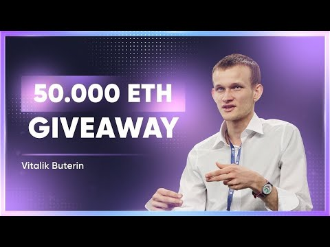 🔴 Live News: Vitalik Buterin About Ethereum Future | Special Event | ETH distribution