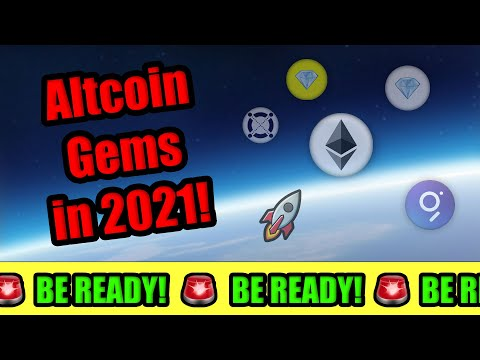HURRY! THESE ALTCOIN GEMS TO DELIVER LIFE CHANGING WEALTH 🚀 BEST CRYPTOCURRENCY INVESTMENTS 2021