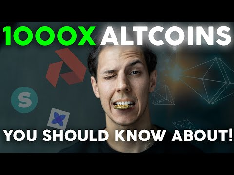 Low Cap Altcoin Gems with 1000x potential