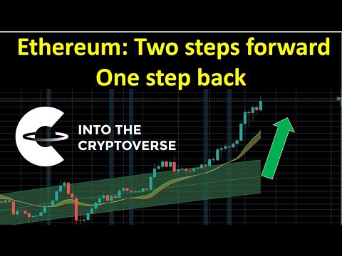 Ethereum: Two steps forward, one step back