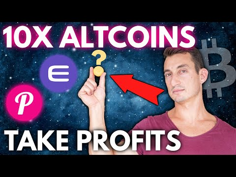 10X LOW CAP ALTCOINS I AM BUYING NOW + TAKING PROFITS 🤑   GET RICH WITH CRYPTO