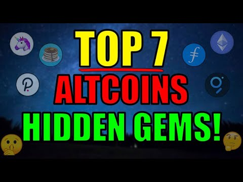 7 Altcoin Gems Ready to EXPLODE in 2021! | Get Rich With Crypto | Top Cryptocurrency News!