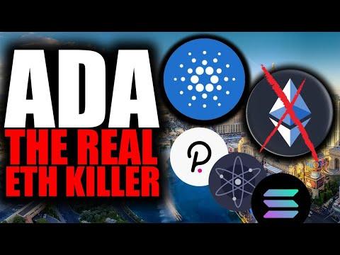 ADA the REAL Ethereum KILLER (TOP 2021 Altcoin Competitors)