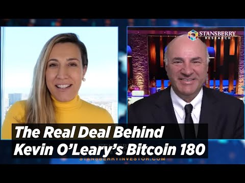Shark Tank's Kevin O'Leary: The Real Deal Behind His Bitcoin 180 and Why a $100K Price Is Not Crazy
