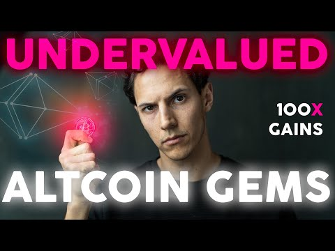 Altcoin Gems with HUGE Potential!   Leverage Trading On Uniswap, Automation and more