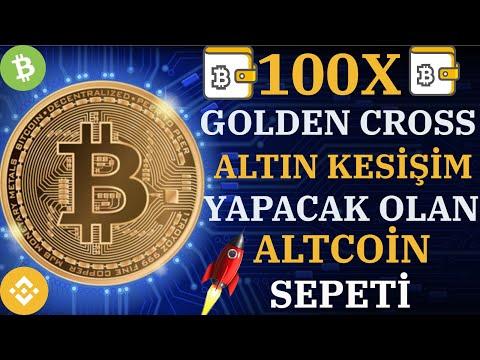 ALTCOİN SEPETİ İÇİN GEÇ KALMA/100X YAPACAK ALTCOİNLER/ALTCOİN SEPETİ NASIL YAPILIR 2021/GOLDEN CROSS