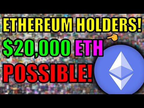 NFTs & Digital Art Could Send Ethereum (Eth) To $20,000! HERE IS WHY! 🚀