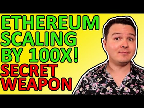 VITALIK BUTERIN SAYS ETHEREUM WILL SCALE 100X IN A FEW WEEKS!!! BOLD ETHEREUM PREDICTION