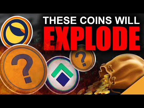 Top 4 Coins For March 2021 (EXPLOSIVE Coins)