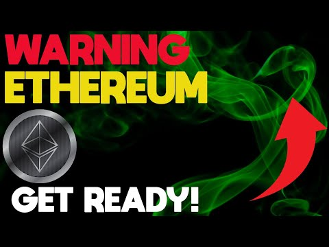 ETHEREUM UPDATE TODAY – SOMETHING BIG IS ABOUT TO HAPPEN!