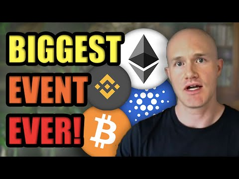 The BIGGEST Event in Cryptocurrency History Just Triggered 2021 Bitcoin Bulls!!   Coinbase on NASDAQ