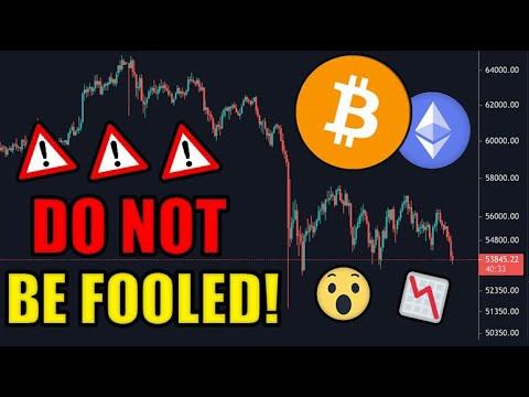 🚨EMERGENCY! IT'S A TRAP! BITCOIN MANIPULATION! ETHEREUM ABOUT TO SKYROCKET! CRYPTOCURRENCY NEWS