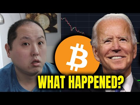 WHAT HAPPENED WITH BITCOIN??