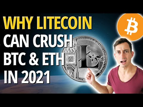 LITECOIN: BETTER Than Ethereum & Bitcoin in 2021! Massive Potential for Huge Gains!!