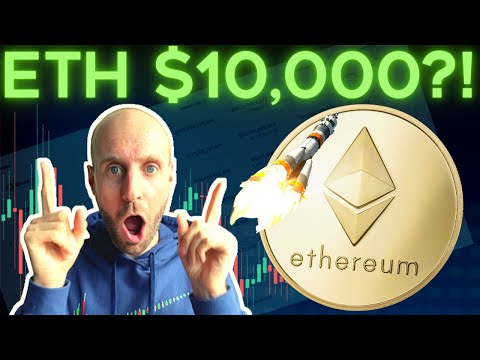 Ethereum To $10,000?! Should You Buy Eth?! (Huge Crypto News & Price Prediction)🚀🚀🚀🚀🚀🚀🚀🚀🚀🚀🚀🚀🚀