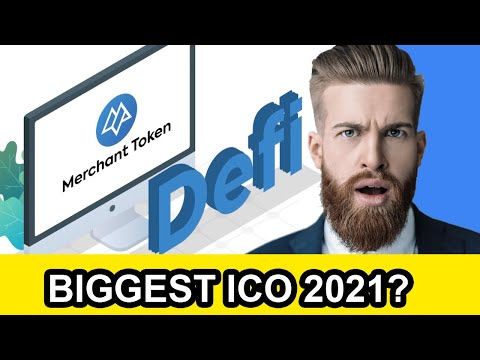 Merchant token: the biggest Defi ICO of 2021 … maybe not?