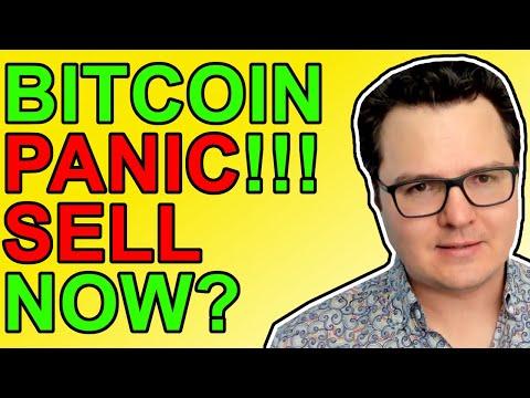 Tesla Sells Bitcoin?!?! WTF!!! Crypto Market Panic 2021
