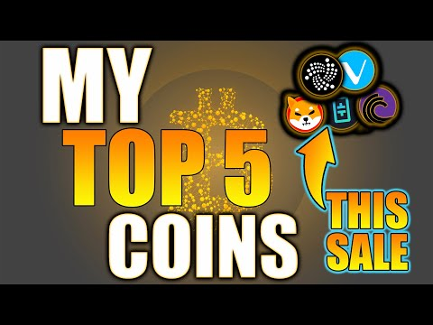 Top 5 Altcoin Investments – During this Crypto MARKET CRASH! Best Altcoin Top 5 Investments! Crypto