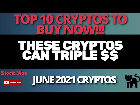 Top 10 Best Cryptocurrency To Invest 2021 (High Growth Cryptocurrency)