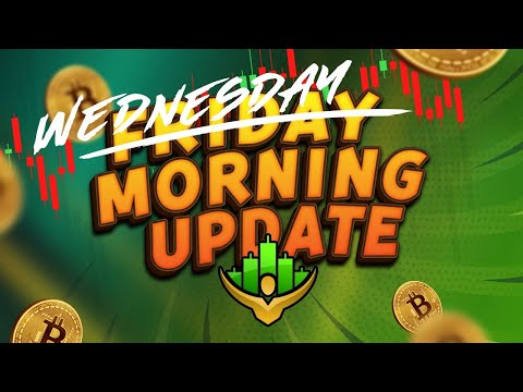 📈SPECIAL BTC MORNING UPDATE. Bitcoin Technical Analysis
