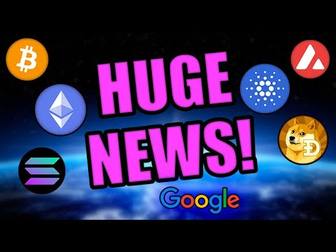 BREAKING: Google Just Released the US Cryptocurrency Bulls! Bitcoin, Eth, Cardano Holders BE READY