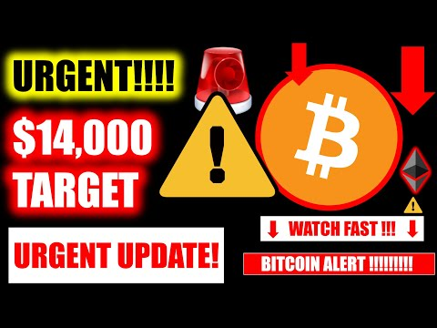 ⚠️ BITCOIN COULD DUMP TO $14K IF THIS HAPPENS NOW!!!!!! ⚠️ Crypto Price Analysis TA & BTC News Today