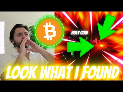 DO YOU KNOW WHAT *THIS* MEANS FOR BITCOIN PRICE?? [get excited]