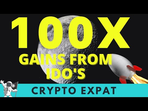 100X Gains from Pre Sale ICO's / IDOs, Fastest Way to The Moon in Crypto