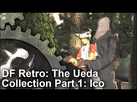 DF Retro: Ico Revisited – The Ueda Collection, Part 1