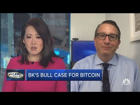 Bitcoin bull says a big breakout could be ahead for the cryptocurrency