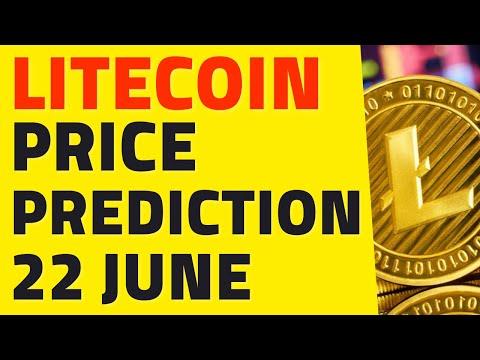 Litecoin [ LTC ] Price Analysis & Prediction: 22 June