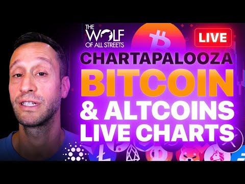 Crypto Markets Exploding – Bitcoin and Altcoin Charts And Trades