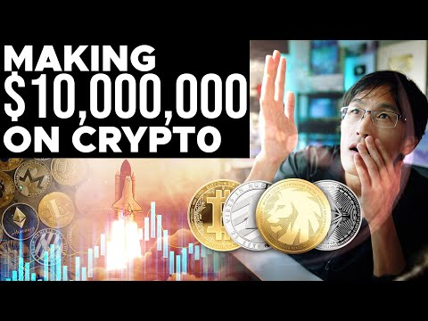 MAKING $10,000,000 ON CRYPTOCURRENCY. How I Retired Early on Crypto.