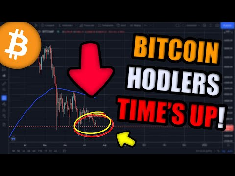*THIS* WILL CAUSE BITCOIN TO CRASH!? [TIME IS RUNNING OUT]