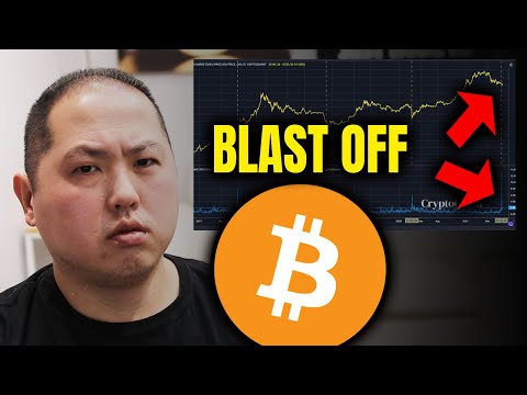 WHY BITCOIN IS READY TO BLAST OFF