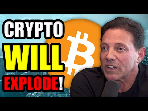 THE CRYPTO MARKET IS ABOUT TO GET OUT OF CONTROL – HERE'S WHY