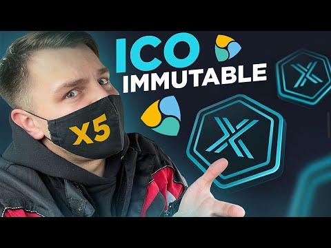 Вложи 100$, Забери 500$! ICO Immutable X На Coinlist! Токенсейл На Коинлист! Криптовалюта 2021