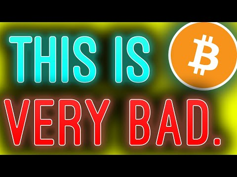 URGENT BTC WARNING: BIG -$8,000 DUMP ALREADY STARTED ACCORDING TO THIS CHART!!!!!!!!!!!!