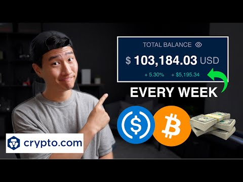Crypto.com   How to Earn Passive Income Through Cryptocurrency With USDC