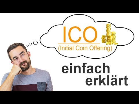 ICO (Initial Coin Offering) einfach erklärt