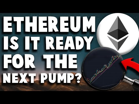 ETHEREUM IS IT READY FOR ANOTHER PUMP YET?! ETHEREUM PRICE PREDICTION AND TECHNICAL ANALYSIS 2021!