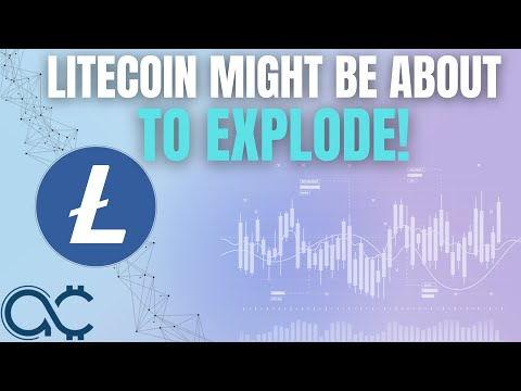 #Litecoin Might Be Getting Ready To EXPLODE! Don't Miss This! | Litecoin #LTC Price Prediction 2021