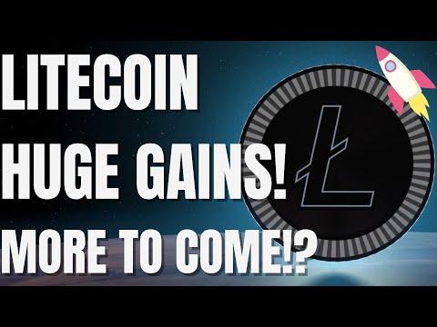 Litecoin HUGE News! – LTC Coin To $2000!? – Litecoin Price Prediction & Forecast 2021